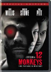 12 Monkeys Special Edition - (Region 1 Import DVD)