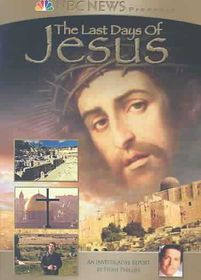 Nbc News Presents:Last Days of Jesus - (Region 1 Import DVD)