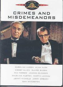 Crimes and Misdemeanors - (Region 1 Import DVD)