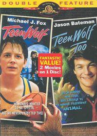 Teen Wolf/Teen Wolf Too - (Region 1 Import DVD)