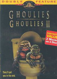 Ghoulies/Ghoulies II - (Region 1 Import DVD)