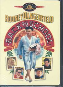 Back to School - (Region 1 Import DVD)