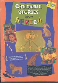 Children Stories:Africa - (Region 1 Import DVD)