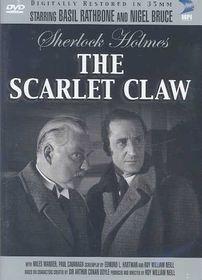 Sherlock Holmes:Scarlet Claw - (Region 1 Import DVD)