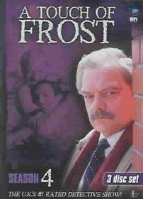 Touch of Frost Season 4 - (Region 1 Import DVD)