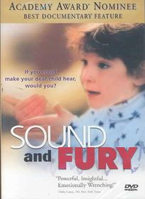 Sound and Fury - (Region 1 Import DVD)