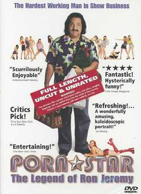 Porn Star: the Legend of Ron Jeremy - (Region 1 Import DVD)
