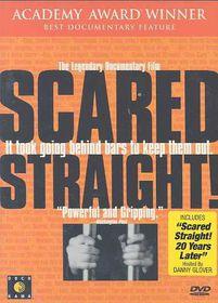 Scared Straight! - (Region 1 Import DVD)