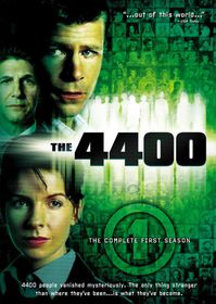 The 4400 : Complete First Season (Region 1 Import DVD)
