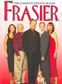 Frasier:Complete Seventh Season - (Region 1 Import DVD)