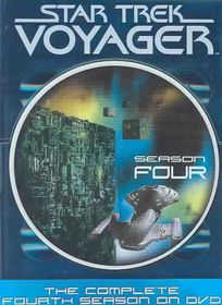 Star Trek:Voyager Complete Fourth - (Region 1 Import DVD)