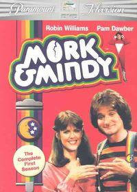 Mork & Mindy:Complete First Season - (Region 1 Import DVD)