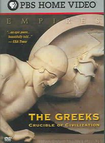 Greeks:Crucible of Civilization - (Region 1 Import DVD)