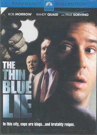 Thin Blue Lie - (Region 1 Import DVD)