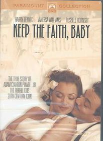 Keep the Faith Baby - (Region 1 Import DVD)
