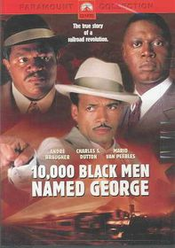 10,000 Black Men Named George - (Region 1 Import DVD)
