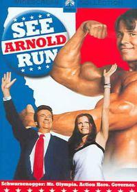See Arnold Run - (Region 1 Import DVD)