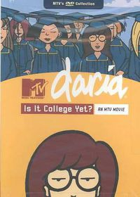 Daria Movie:is It College Yet? - (Region 1 Import DVD)
