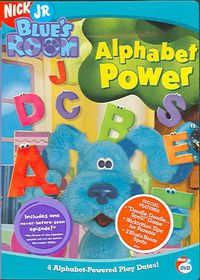 Blue's Clues:Alphabet Powe - (Region 1 Import DVD)