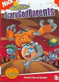 Fairly Oddparents:Scary Godparents - (Region 1 Import DVD)