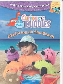 Nick Jr. Baby Curious Buddies: Exploring at The Beach - (Region 1 Import DVD)