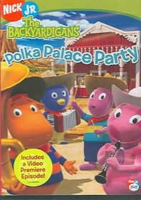 Backyardigans:Polka Palace Party - (Region 1 Import DVD)