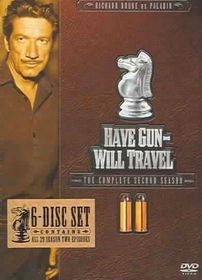 Have Gun Will Travel: Complete Second Season (6pc) - (Australian Import DVD)
