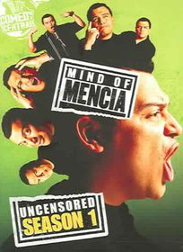 Mind of Mencia:Complete First Season - (Region 1 Import DVD)