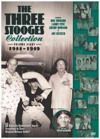 Three Stooges Collection 1955-1959 - (Region 1 Import DVD)