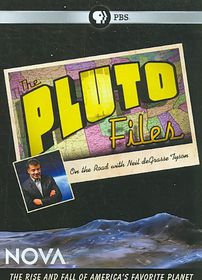 Pluto Files - (Region 1 Import DVD)