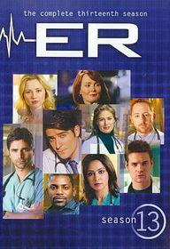 Er:Complete Thirteenth Season - (Region 1 Import DVD)