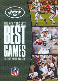 Nfl:New York Jets Best Games/2009 Ssn - (Region 1 Import DVD)