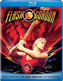 Flash Gordon - (Region A Import Blu-ray Disc)
