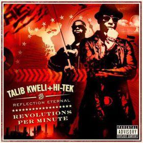 Reflection Eternal: Talib Kweli & Hitek - Revolutions Per Minute (CD)