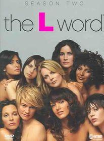 L Word Season 2 - (Region 1 Import DVD)