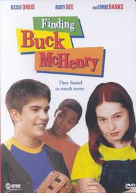 Finding Buck Mchenry - (Region 1 Import DVD)