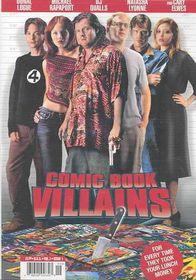 Comic Book Villains - (Region 1 Import DVD)