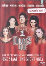 Vh1 Divas Live - (Region 1 Import DVD)