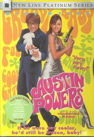 Austin Powers: International Man of Mystery - (Region 1 Import DVD)