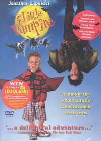 Little Vampire - (Region 1 Import DVD)