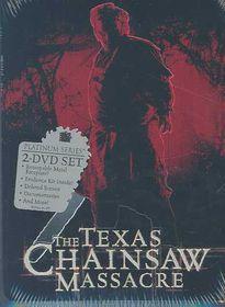 Texas Chainsaw Massacre Se - (Region 1 Import DVD)