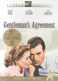 Gentleman's Agreement - (Region 1 Import DVD)