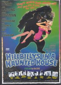 Hillybillys in a Haunted House - (Region 1 Import DVD)