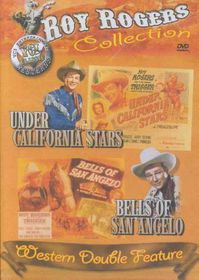 Under California Stars/Bells of San - (Region 1 Import DVD)