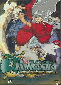 Inu-Yasha The Movie 3: Swords Of An Honorable Ruler (Region 1 Import DVD)