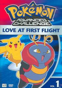 Pokemon Advanced Challenge Vol 1 - (Region 1 Import DVD)