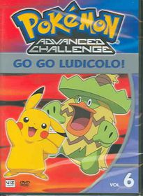 Pokemon Advanced Challenge Vol 6 - (Region 1 Import DVD)