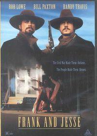Frank & Jesse - (Region 1 Import DVD)