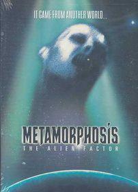 Metamorphosis:Alien Factor - (Region 1 Import DVD)