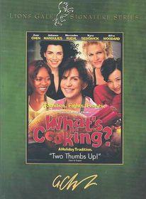 What's Cooking - Signature Series - (Region 1 Import DVD)